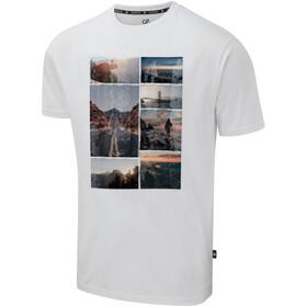 Dare 2b Stringent Maglietta Uomo, bianco